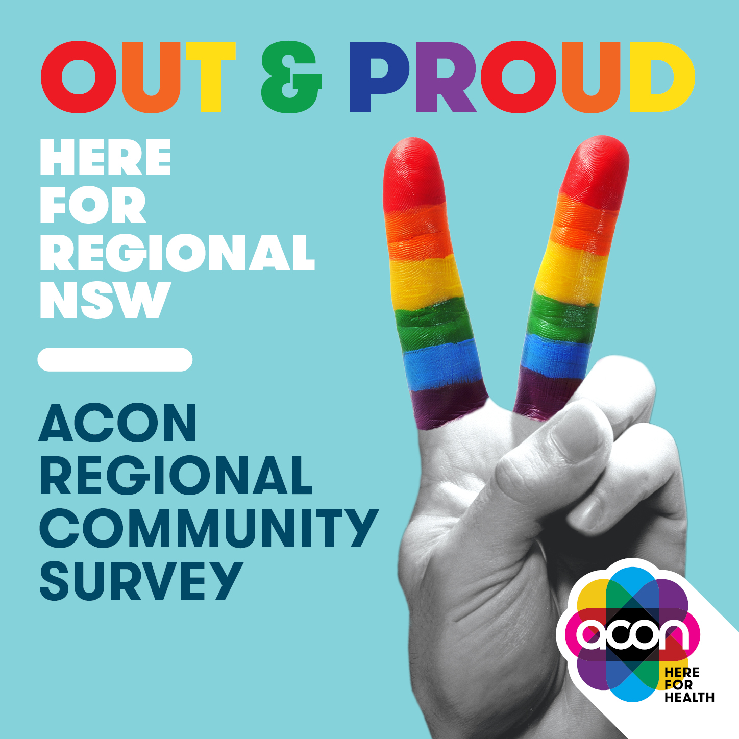 Have your say on LGBTIQ+ health services in regional NSW