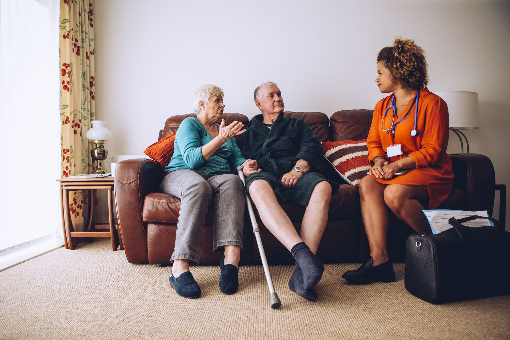 New Home Care toolkit to support people at end of life