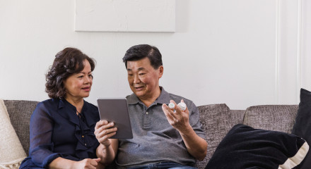 Telehealth: Getting health services in your home