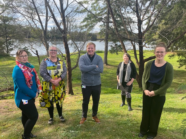 Bushfire Recovery Clinicians are reaching out