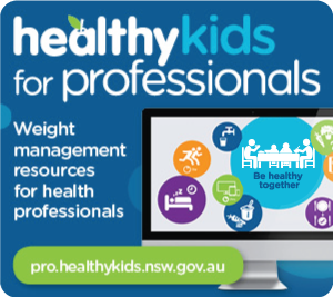 New Healthy Kids resources available