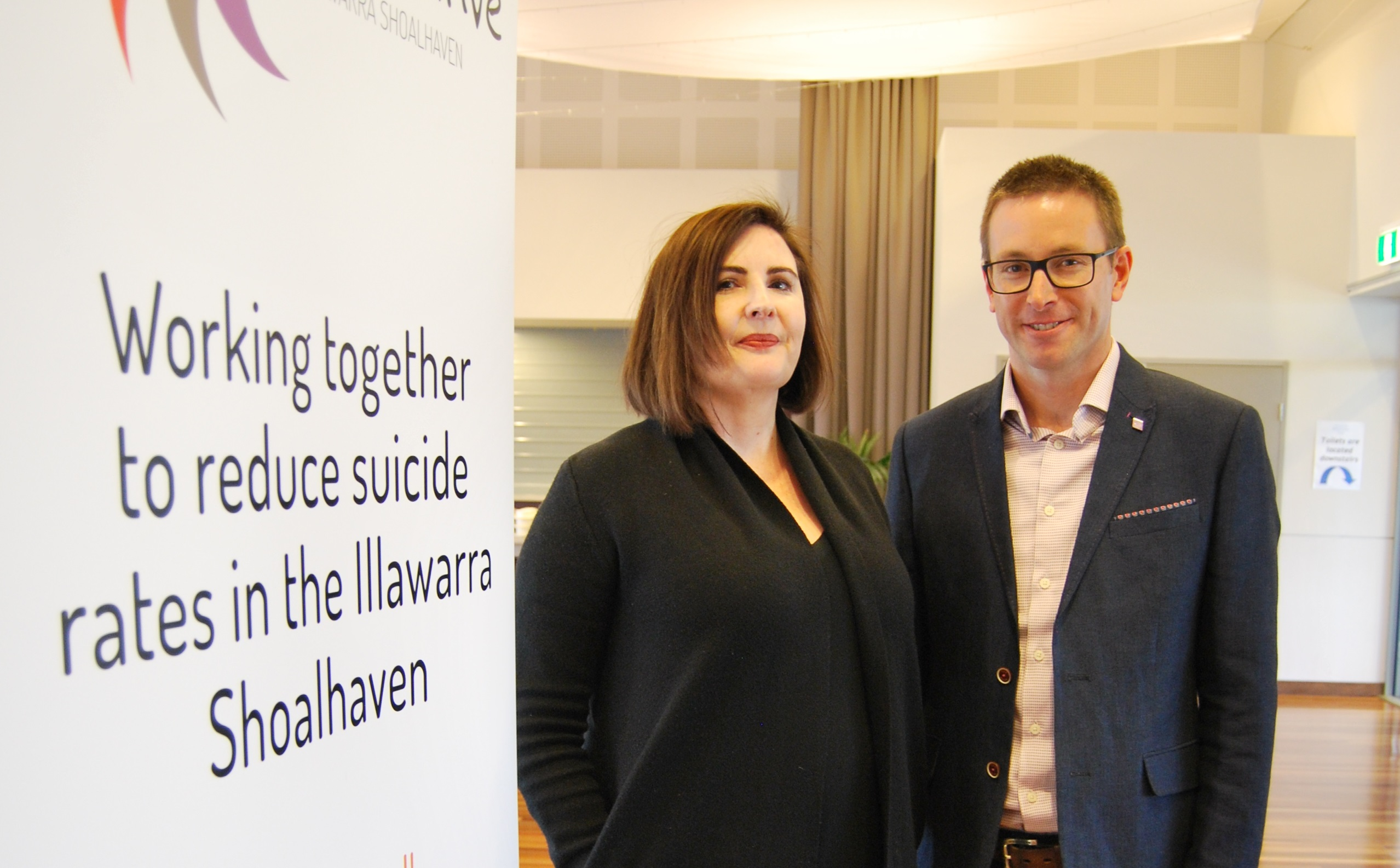 New approach to suicide prevention launched