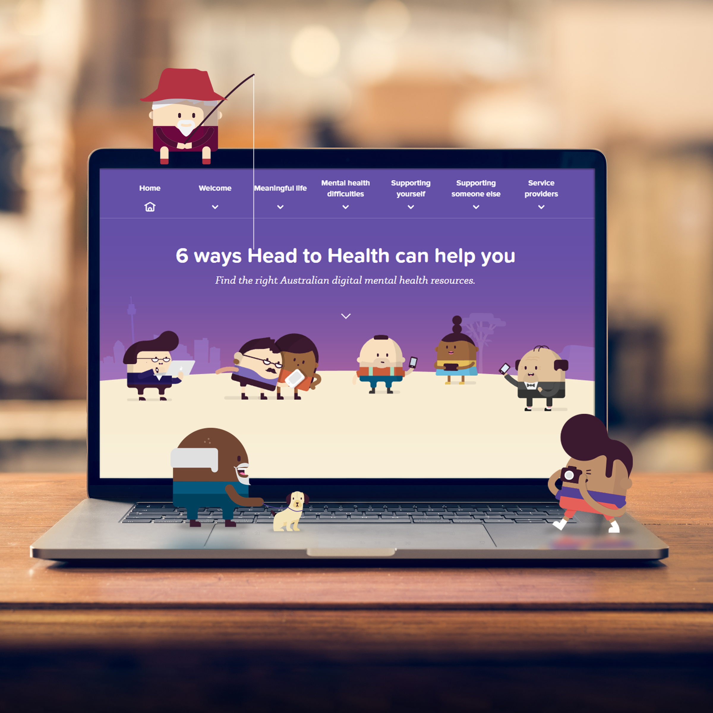 Australia's new digital mental health gateway, Head to Health, is now live