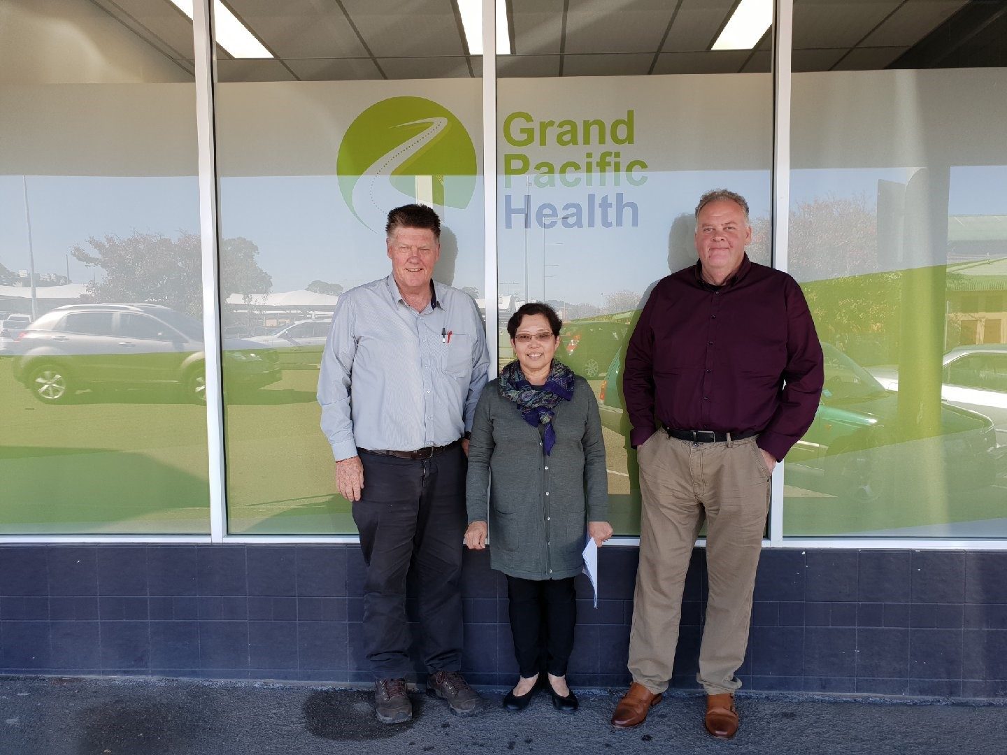 Consumer story: Integrated Recovery Services at Grand Pacific Health
