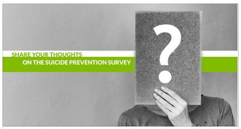 What do you know about suicide prevention?