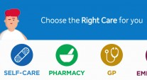 'Choose the Right Care for you' campaign