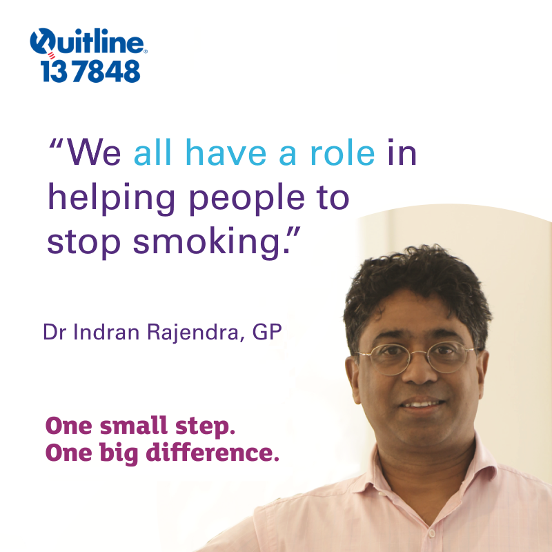 This National Diabetes Week, refer patients who smoke to the NSW Quitline