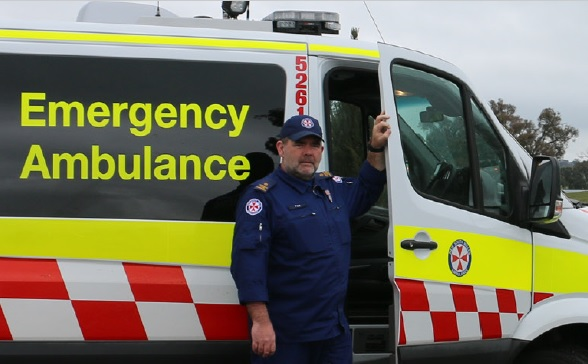 Changes in NSW ambulance bookings