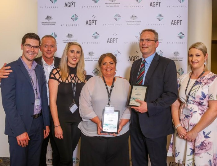 Local PMs and GPs shine at awards night