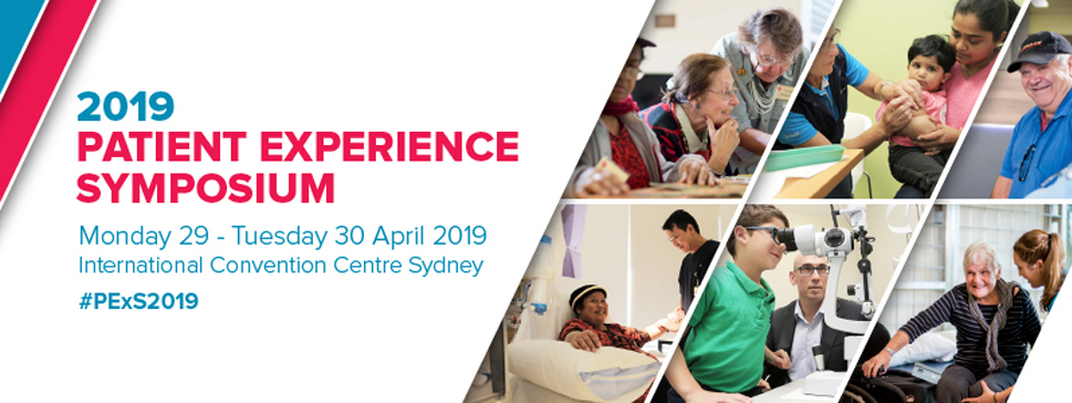 Expression of Interest:  Scholarship - 2019 Patient Experience Symposium