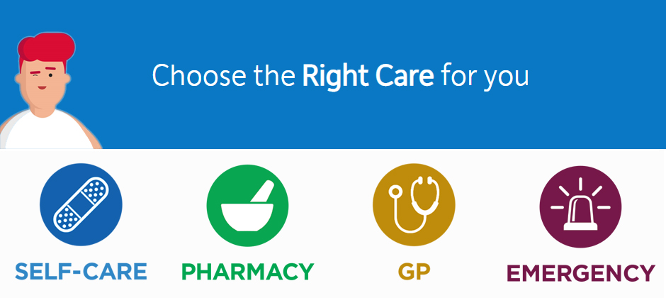 right care web banner