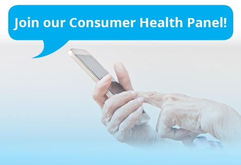Have your say on health care… Join our Consumer Health Panel!