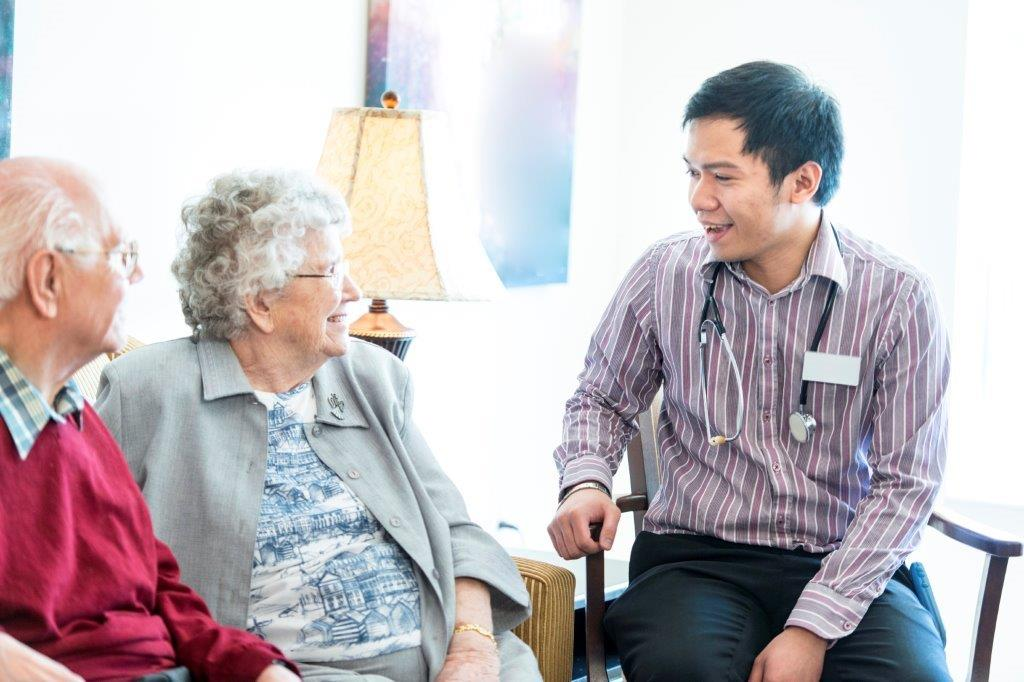 Changes to referral for aged care