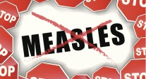 Measles alert: Two confirmed cases in December 2015