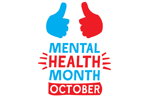 October is Mental Health Month